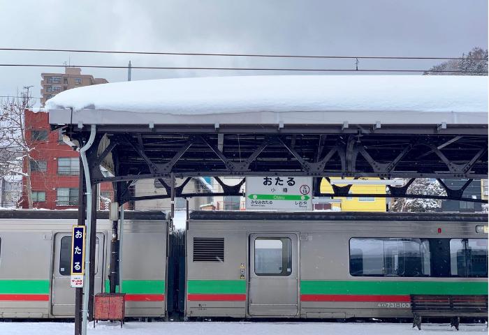 小樽駅の画像