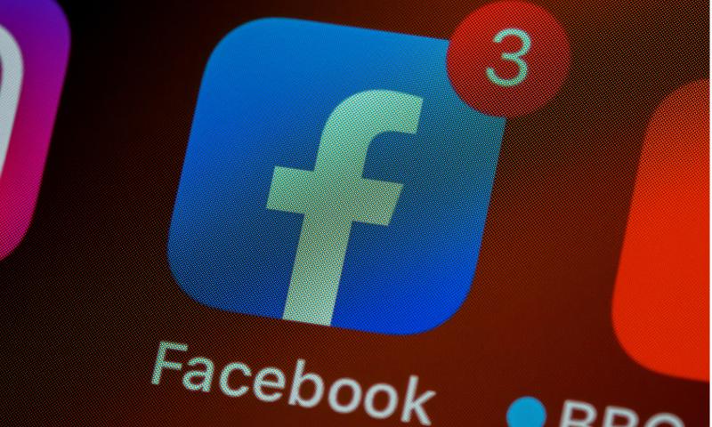 Facebookのアイコン画像